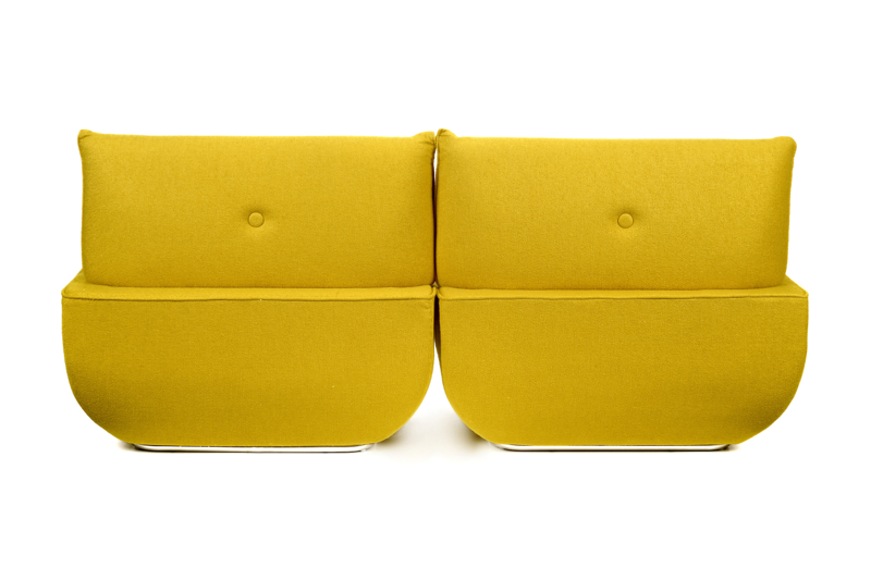 Sofa PACKAX 2 Osobowa Wełna