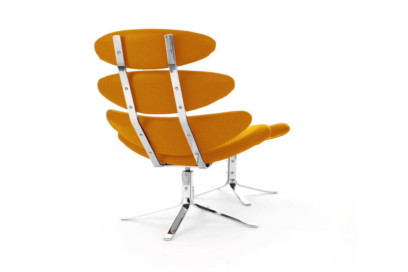 Fotel SIQUE Z Podnóżkiem Kaszmir