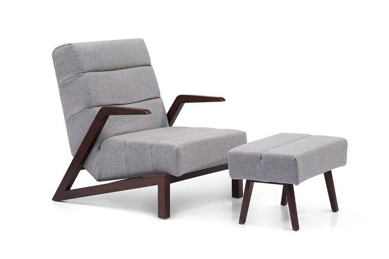 Fotel Z Podnóżkiem VITAL