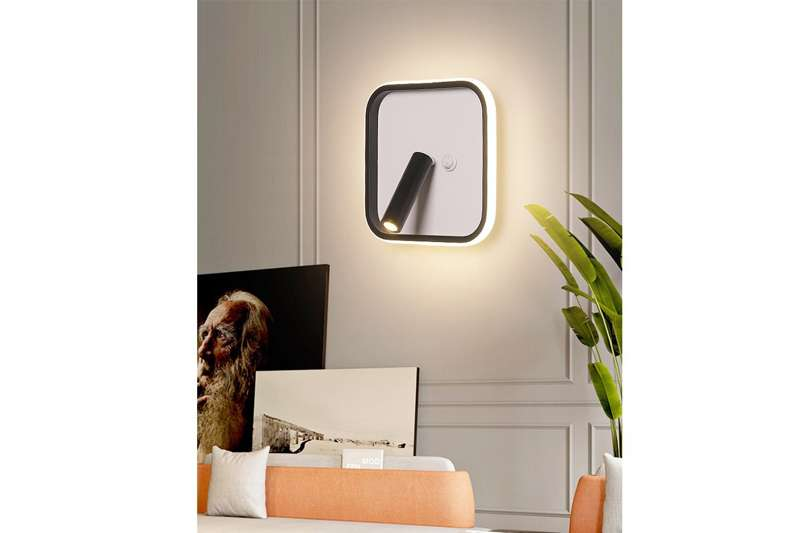 Kinkiet Lampa Ścienna MERON Model A