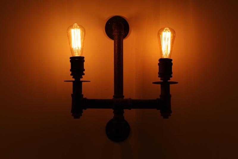 Kinkiet Lampa Ścienna HOLDEN