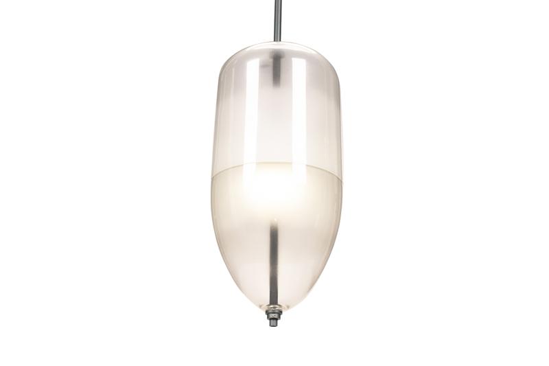 Lampa MANSET 205 Przezroczysta