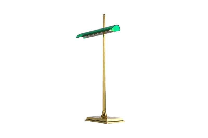 Lampa Stołowa Z USB OMIKA