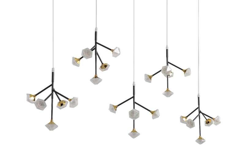 Lampa Wisząca KOSMIK 25