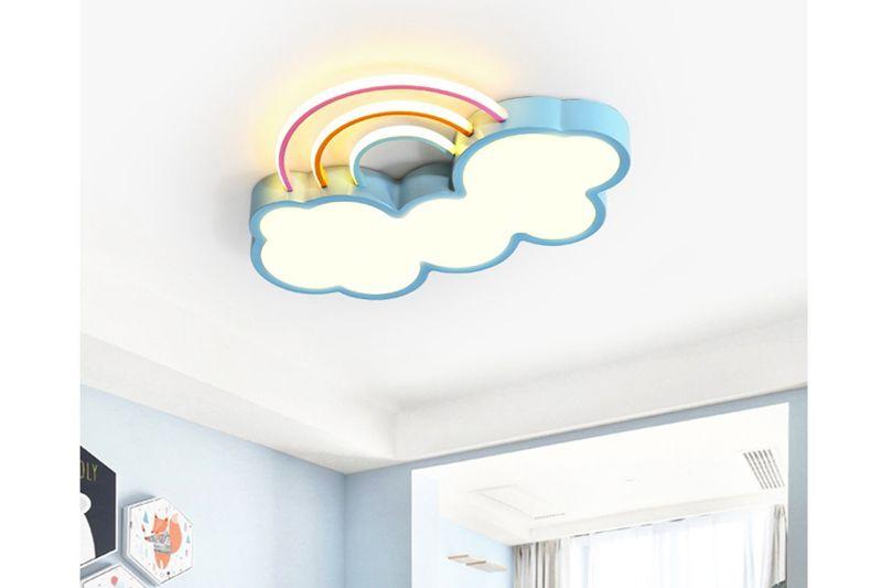 Plafon Lampa Sufitowa CHMURKA Dla Dzieci MODEL A