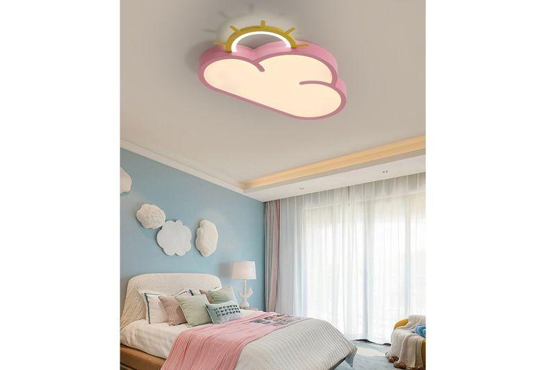 Plafon Lampa Sufitowa CHMURKA Dla Dzieci MODEL B