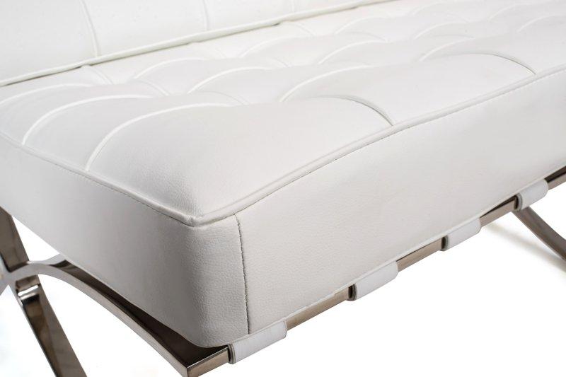Sofa EMPERIO 2 Osobowa Skóra Ekologiczna