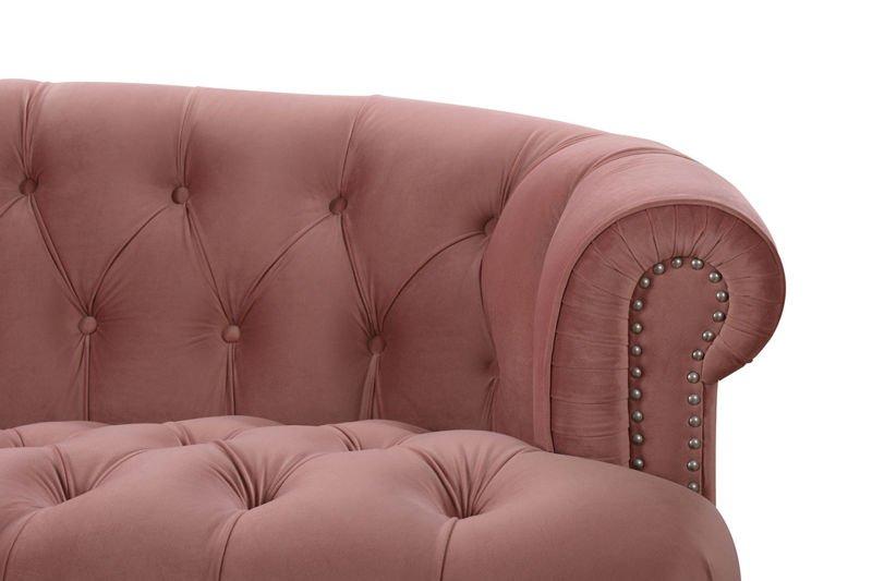 Sofa LA ROSA 3 Osobowa Aksamit